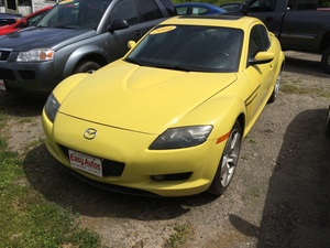 2004 Mazda RX-8 Manual 4dr Coupe (1.3L  2rtr 6M)