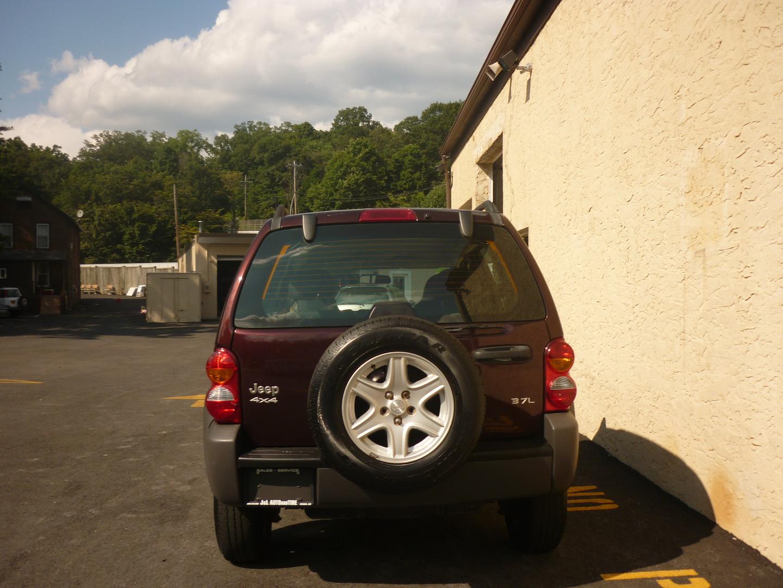 buy 2004 jeep liberty sport :: nyack, ny   j & l auto & tire