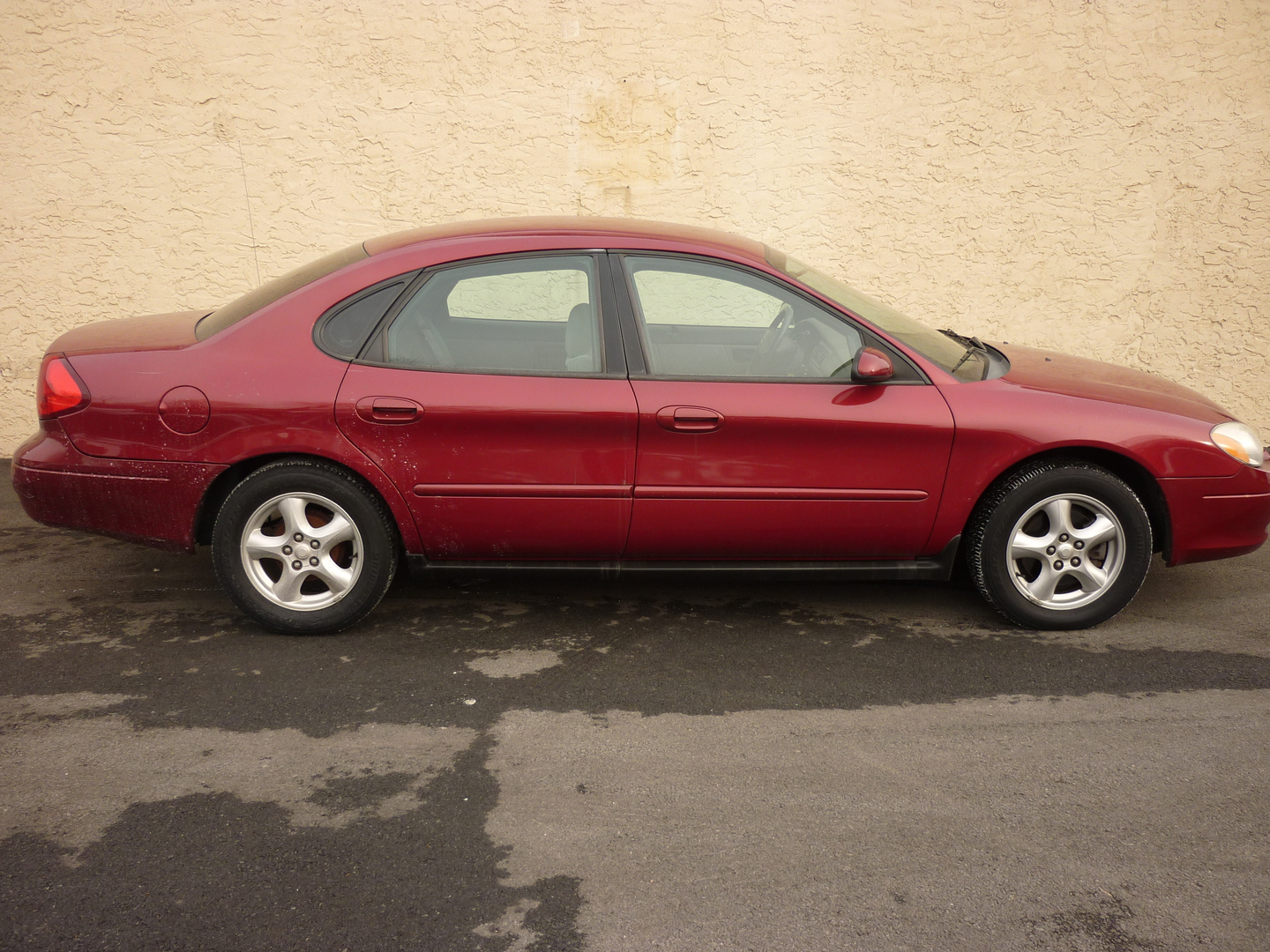 2003 ford taurus se 4dr sedan 3 0l 6cyl 4a
