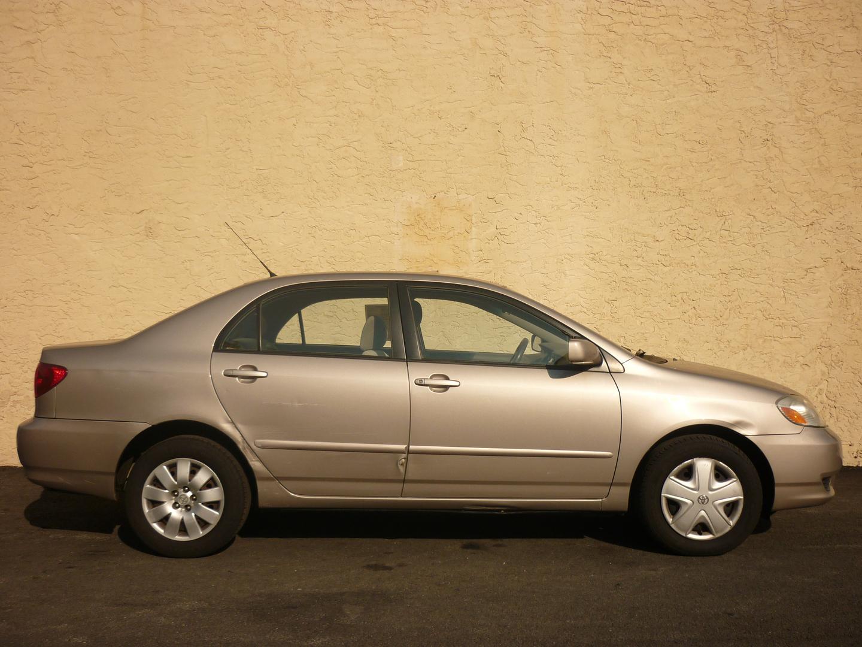 Toyota Corolla Tires >> Buy 2003 Toyota Corolla Nyack Ny J L Auto Tire