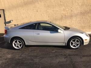 2001 Toyota Celica GT-S 2dr Hatchback (1.8L 4cyl 6M)