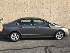 2006 Honda Civic Sdn EX MT