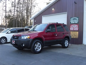 2007 Ford Escape XLT 4dr SUV AWD (3.0L 6cyl 4A)