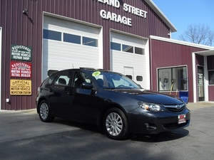 2011 Subaru Impreza Wagon 5dr Man 2.5i Premium w/Pwr Moonroof Value Pkg