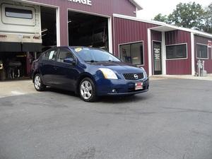 2008 Nissan Sentra 2.0 4dr Sedan (2.0L 4cyl CVT)