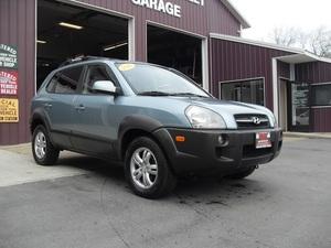 2006 Hyundai Tucson 4dr FWD 2.7L V6 Auto