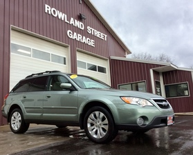 2009 Subaru Outback 4dr H4 Auto Ltd