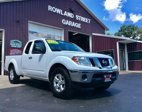2009 Nissan Frontier 4WD King Cab Auto SE