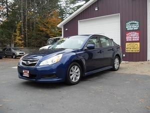 2010 Subaru Legacy 2.5i Premium 4dr Sedan AWD (2.5L 4cyl 6M)