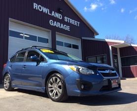2013 Subaru Impreza Wagon 5dr Auto 2.0i Sport Premium
