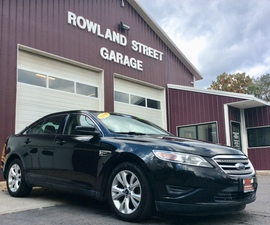 2010 Ford Taurus 4dr Sdn SEL AWD