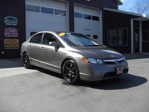 2006 Honda Civic Sdn LX AT