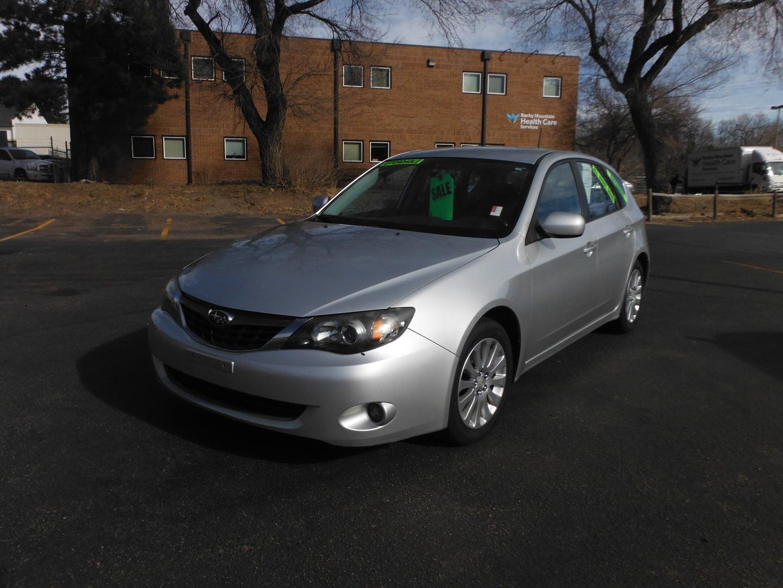 buy 2008 subaru impreza :: colorado springs, co   sabaru motor imports