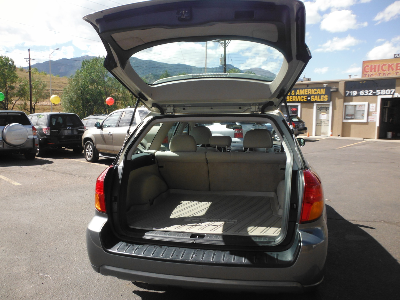 Buy 2005 subaru outback colorado springs co sabaru motor imports 8180 vanachro Images