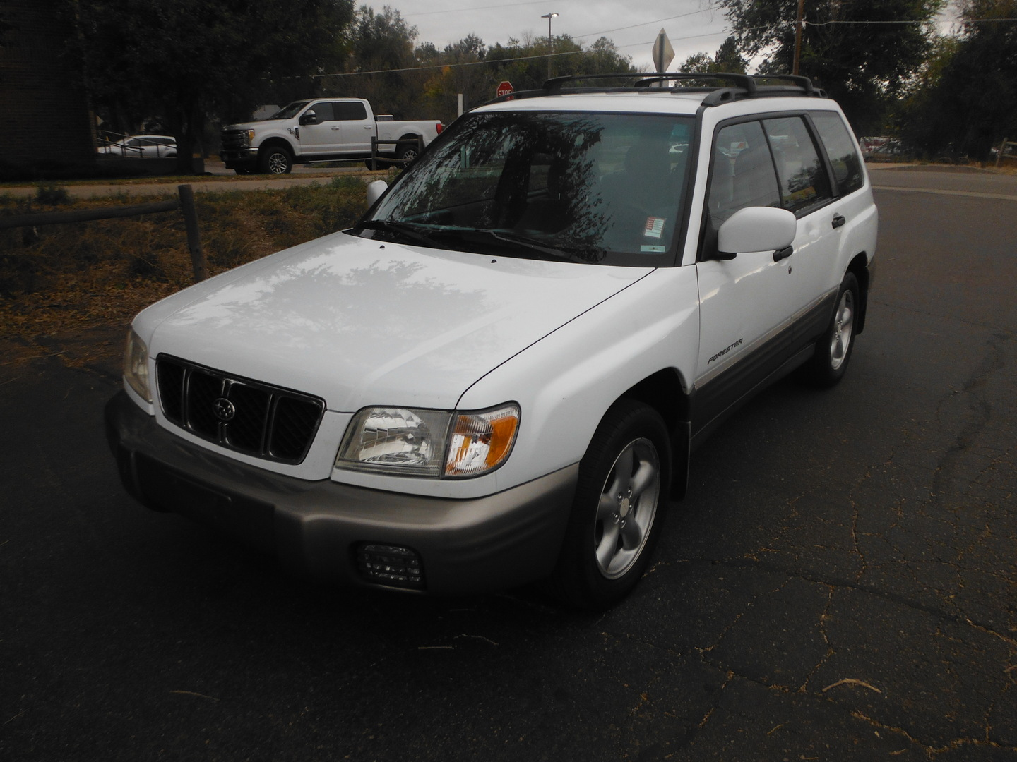 2002 Subaru Forester 4dr S