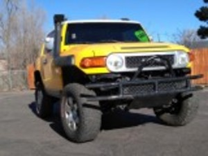 featured 2007 toyota fj cruiser 4wd 4dr (natl)  $12,900 $14,000