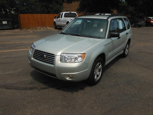 2006 Subaru Forester 4dr 2.5 X