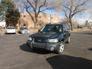 2005 Subaru  Forester X Forester X