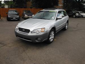 2006 Subaru Outback Limited Outback 2.5i Ltd Auto