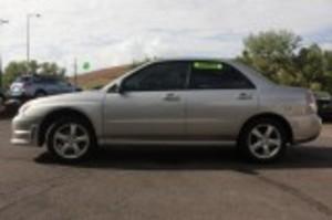 2007 Subaru Impreza Sedan 4dr H4 AT i