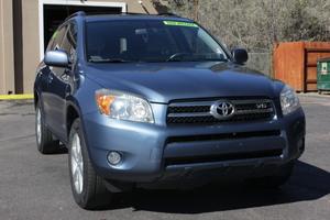 2007 Toyota RAV4 4WD 4dr V6 Limited (Natl)