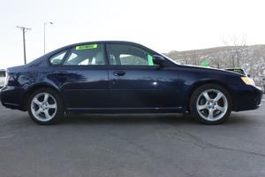 2007 Subaru Legacy Sedan 4dr H4 AT Special Edition