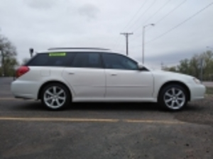 2005 Subaru Legacy Wagon (Natl) 2.5i