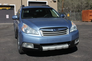 2010 Subaru Outback 4dr Wgn H4 Auto 2.5i Ltd