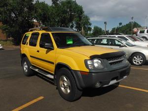 2003 Nissan Xterra SE 4WD 4dr SUV (3.3L 6cyl 4A)