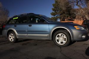 2007 Subaru Legacy Wagon 4dr H4 AT Outback Basic