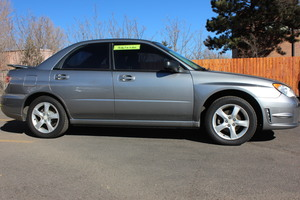 2007 Subaru Impreza Sedan 4dr H4 AT i