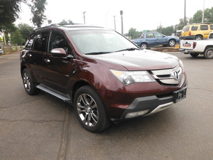 2007 Acura MDX 4dr SUV AWD w/Technology Package (3.7L 6cyl 5A)