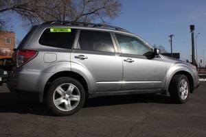 2010 Subaru Forester 4dr Auto 2.5X Premium