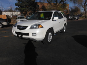 2004 Acura MDX Touring AWD 4dr SUV (3.5L 6cyl 5A)