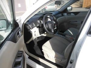 2009 Subaru Impreza 2.5i 4dr Sedan AWD (2.5L 4cyl 4A)