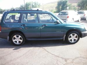 1999 Subaru Forester 4dr L RA Pkg AWD