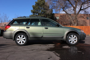2007 Subaru Legacy Wagon 4dr H4 AT Outback