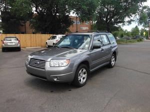 2006 Subaru Forester 4dr 2.5 X Auto