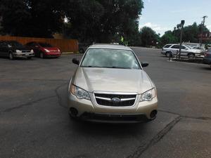 2009 Subaru Outback 4dr H4 Auto