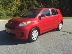 2008 Scion xD 4dr Hatchback (1.8L 4cyl 4A)