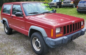 1999 Jeep Cherokee 2dr SE 4WD