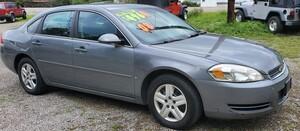 2008 Chevrolet Impala 4dr Sdn LS