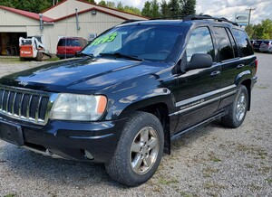 2004 Jeep Grand Cherokee 4dr Overland 4WD