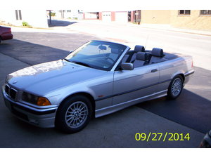 1999 BMW 3 Series 323i 2dr Convertible
