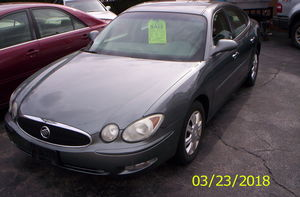 2005 Buick LaCrosse 4dr Sdn CX