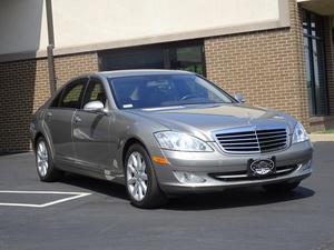 2007 Mercedes-Benz S-Class 4dr Sdn 5.5L V8 RWD