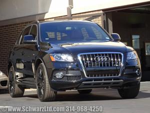 2012 Audi Q5 3.2 Premium Plus quattro 4dr SUV AWD (3.2L 6cyl 6A)