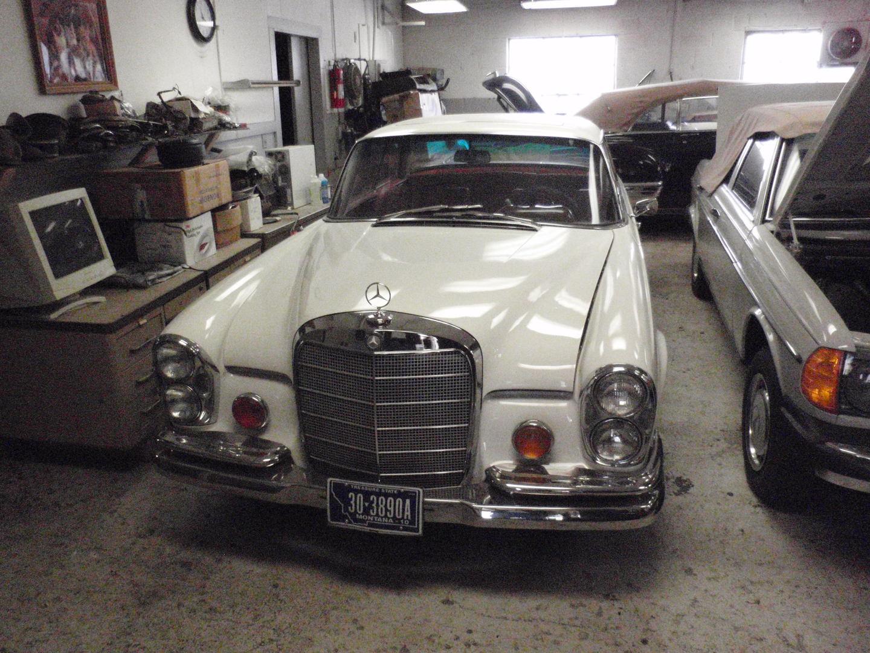Buy 1965 mercedes benz 220 se weston ma weston for Mercedes benz weston