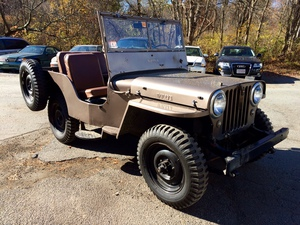 1948 JEEP UTIL/WILLYS Jeep CJ2A