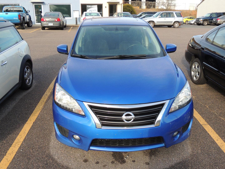 2013 Nissan Sentra Transmission >> Buy 2013 Nissan Sentra North Windham Ct Rose Brothers